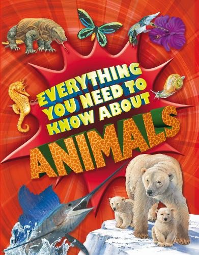 Everything You Need To Know: Animals - Everything You Need to Know (Paperback)