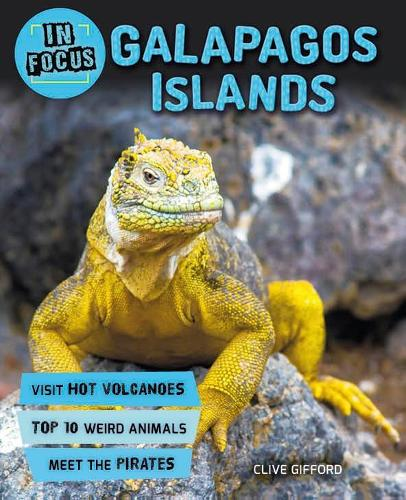 In Focus: Galapagos Islands - In Focus (Paperback)