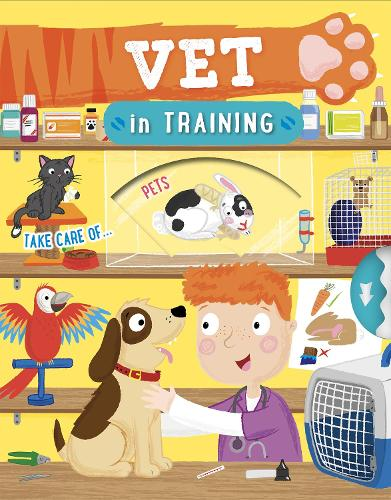 Vet in Training - In Training (Paperback)