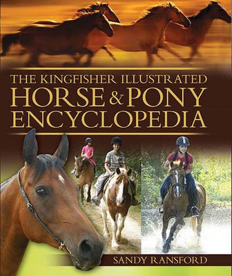 The Kingfisher Illustrated Horse & Pony Encyclopedia (Hardback)