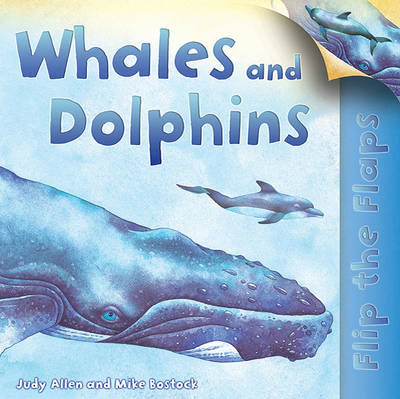 Whales and Dolphins - Flip the Flaps (Paperback)