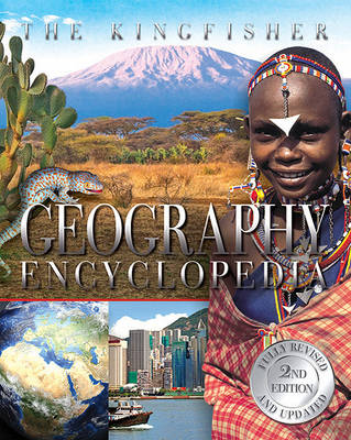 The Kingfisher Geography Encyclopedia (Hardback)