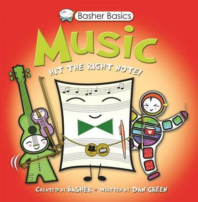 Music - Basher Basics (Paperback)
