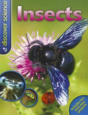 Insects - Discover Science (Kingfish Paper) (Paperback)