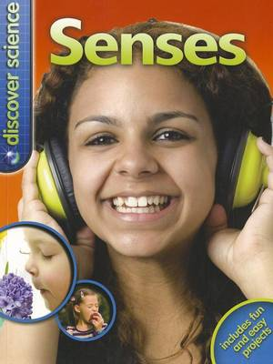 Senses - Discover Science (Kingfish Paper) (Paperback)