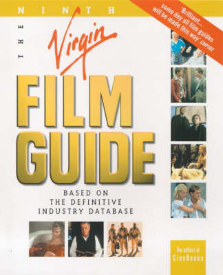 Virgin Film Guide: Ninth (Paperback)