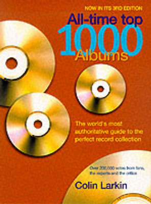 Virgin All-time Top 1000 Albums (Paperback)