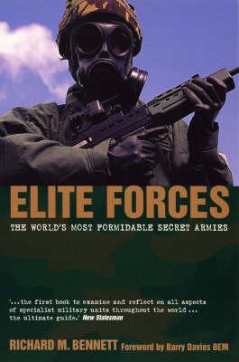 Elite Forces: The World's Most Formidable Secret Armies (Paperback)