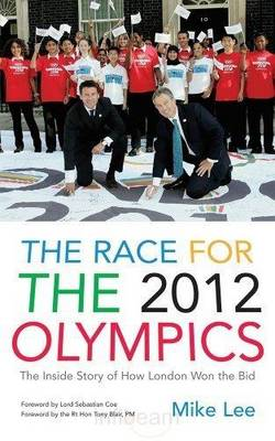 The Race for the 2012 Olympics (Hardback)