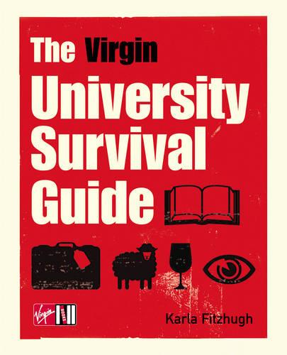 The Virgin University Survival Guide (Paperback)