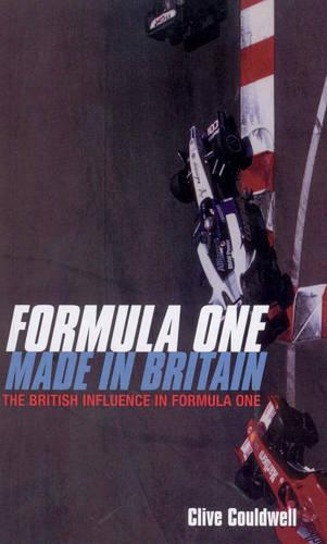 Formula One: Made In Britain (Paperback)