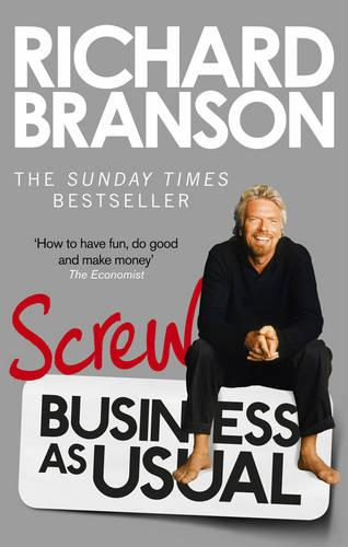 Screw Business as Usual (Paperback)