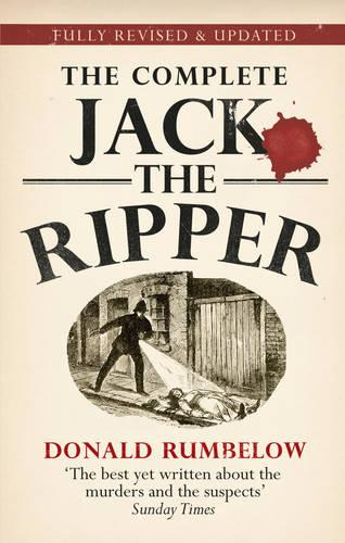 Complete Jack The Ripper (Paperback)