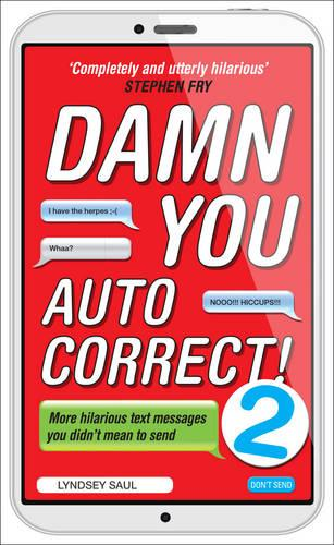 Damn You Autocorrect! 2 (Paperback)