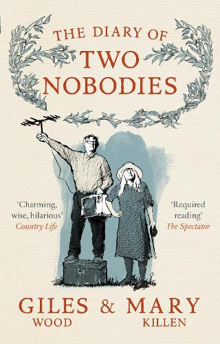 The Diary of Two Nobodies (Paperback)