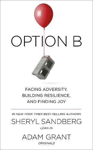 Option B: Facing Adversity, Building Resilience, and Finding Joy (Hardback)
