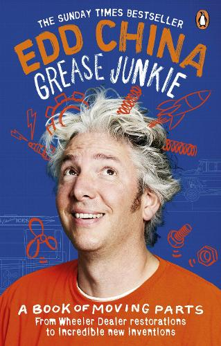 Grease Junkie: A book of moving parts (Paperback)