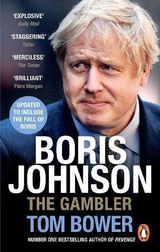Boris Johnson: The Gambler (Paperback)