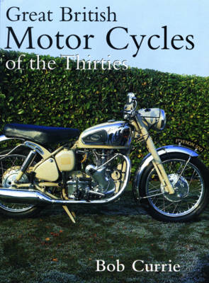 Great British Motorcycles of the 1930s (Paperback)
