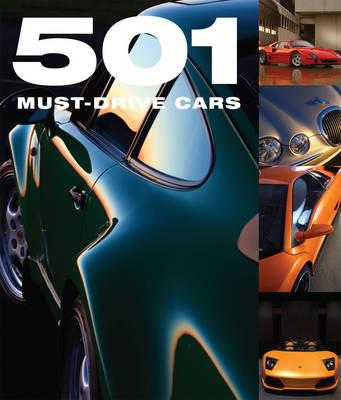 501 Must-drive Cars (Hardback)