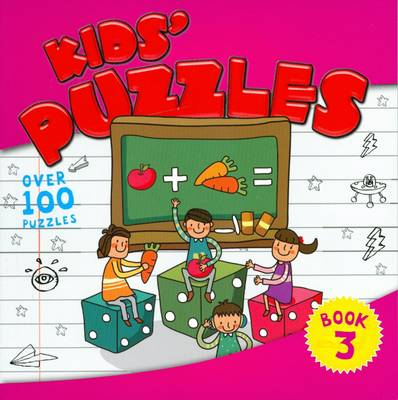 Kids' Puzzles: Book 3 (Paperback)