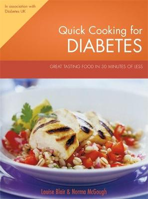 Quick Cooking For Diabetes (Paperback)