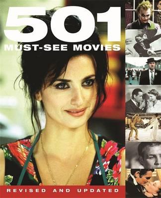 501 Must-see Movies - 501 Series (Hardback)