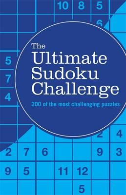 The Ultimate Sudoku Challenge (Paperback)