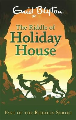 The Riddle of Holiday House (Paperback)