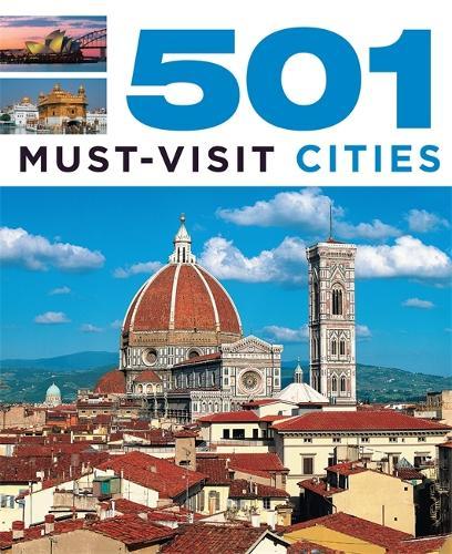 501 Must-Visit Cities - 501 Series (Paperback)
