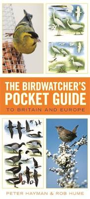 The Birdwatcher's Pocket Guide to Britain and Europe (Paperback)