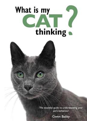 What is my Cat Thinking?: The essential guide to understanding your pet (Hardback)