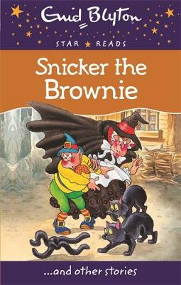 Snicker the Brownie (Paperback)