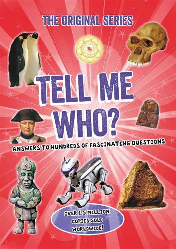 Tell Me Who? - Tell Me Series (Paperback)