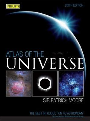 Philip's Atlas of the Universe (Hardback)