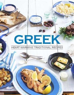 World Food: Greek - The Australian Women's Weekly (Paperback)