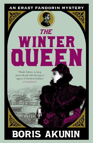 The Winter Queen: An Erast Fandorin Mystery 1 - Erast Fandorin Mysteries (Paperback)