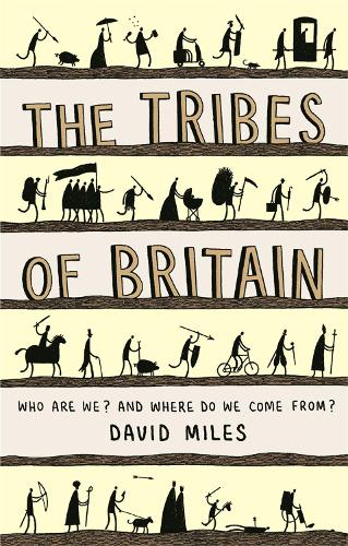 The Tribes of Britain (Paperback)
