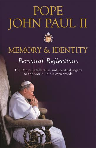Memory and Identity: Personal Reflections (Paperback)