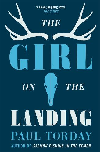 The Girl On The Landing (Paperback)