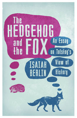 The Hedgehog and the Fox (Paperback)