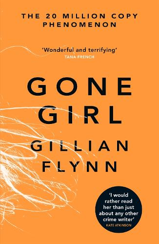 Image result for Gone Girl by Gillian Flynn