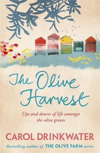 The Olive Harvest: A Memoir of Love, Old Trees, and Olive Oil (Paperback)