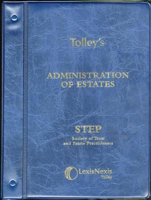 Administration of Estates