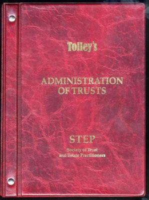 Administration of Trusts
