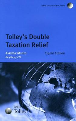 Double Taxation Relief (Paperback)