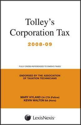 Tolley's Corporation Tax: Main Annual (Paperback)