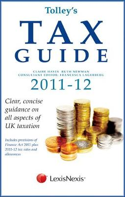 Tolley's Tax Guide 2011-12 (Hardback)