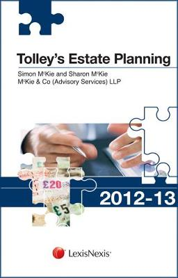 Tolley's Estate Planning 2012-13 - Tolley's Tax Planning Series (Paperback)