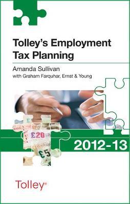 Employment Tax Planning 2012-2013 (Paperback)